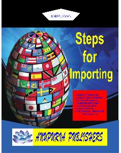 Steps for Importing