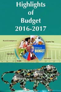 Budget 2016-17 Highlights