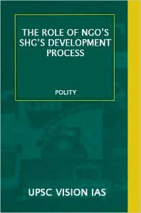 The Role of NGOs SHGs Development processes